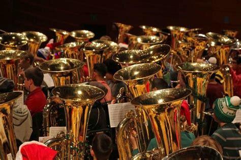kansas city symphony lets tubas