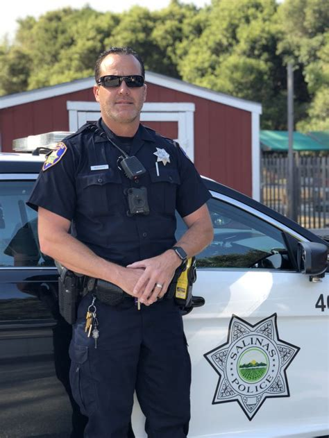 officer mike muscutt salinas police department livepd