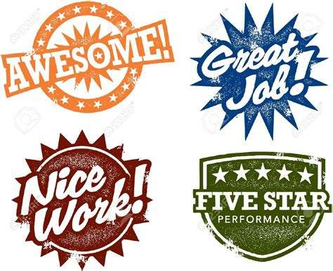 Awesome Clip Awesome Work Clipart