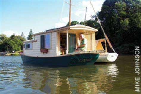 redneck yacht club    shantyboat soundings