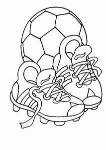 Ausmalbilder Fussball Kostenlos Malvorlagen Zum