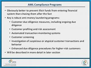commonalities money laundering ethics international With anti money laundering compliance program template