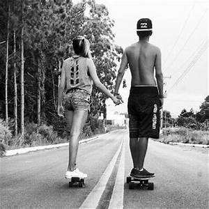 Skaters, couple, sk8, love | Lifestyle | Pinterest ...