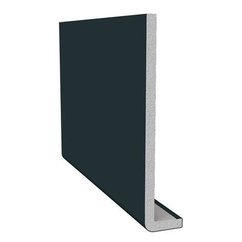 equerre pvc gris anthracite 3 m leroy merlin