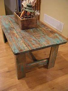 old barnwood coffee table furniture pinterest With coffee tables made from old barn wood