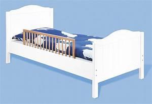 Barriere Pour Lit Enfant : barri re de s curite en h tre massif naturel pour lit ~ Premium-room.com Idées de Décoration