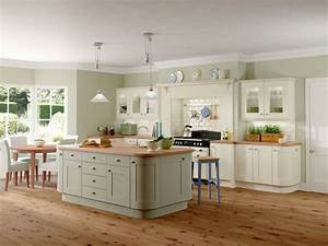 gallery rockfort shaker kitchen shown in stone finish base With kitchen colors with white cabinets with flying ducks wall art