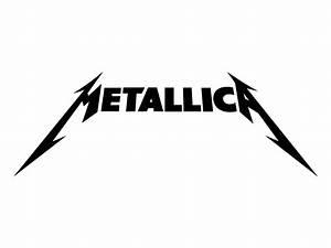 Metallica Wallpapers Band logos - Rock band logos, metal