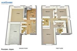 The Storey House Designs And Floor Plans by Aspen Scotframe Timber Frame Homes Portfolio