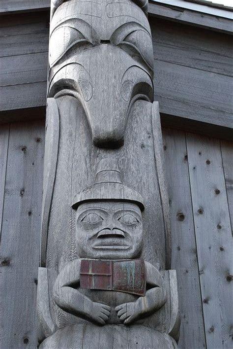 haida totem pole haida art native art indigenous art