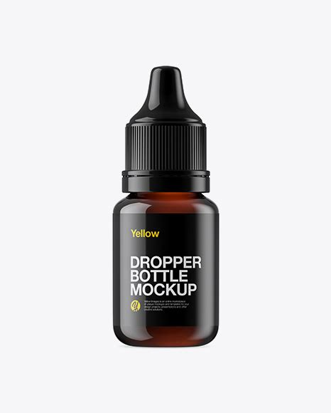 Download the best free dropper bottle mockup psd template for your next branding & promotion project. Download Psd Mockup Amber Bottle Dropper Drops E-Juice E ...