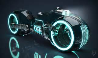 tron light cycle reboot by arte animada on deviantart