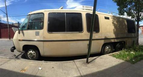 gmc motorhome  sale   york city
