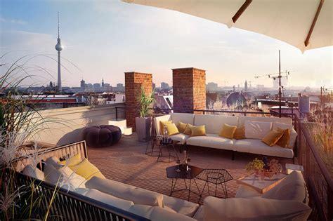 R Janin Fantastische Ideen Für Die Dachterrasse
