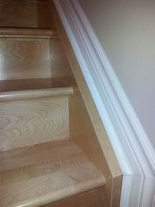 Trim, Details, On, Stairs