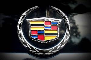 Cadillac Logo Wallpaper - WallpaperSafari