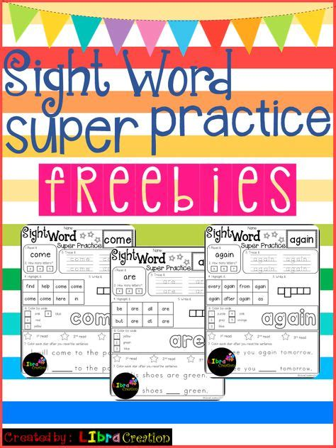 sight word fun  tpt images sight words
