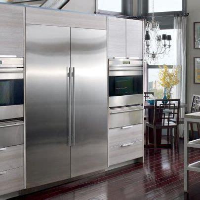 liebherr  subzero integrated refrigerator columns