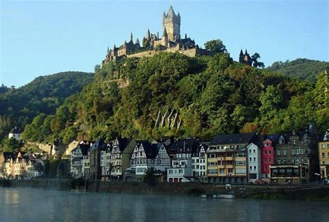 28 Best Images About Burgen An Der Mosel On Pinterest