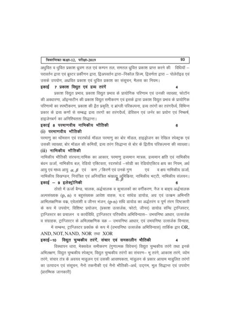 The substances forming the solution are called components of the. Class 12 RBSE Syllabus - XII Syllabus for Rajathan Board (Senior Secondary) - NCERT Books ...