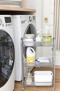 Shelf, Over, Washer, Dryer, Laundry, Room, Update, Over, The, Washer, Dryer, Shelf, Laundry, Room, Update
