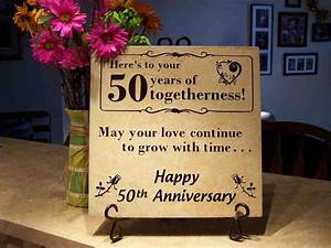 50 year wedding anniversary gift ideas wedding and With 50 year wedding anniversary gift