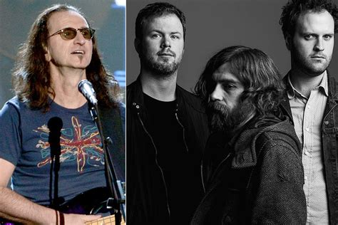 Listen to Rush's Geddy Lee Sit in With Canadian Indie-Rock ...