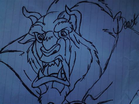 Beauty And The Beast Fan Art