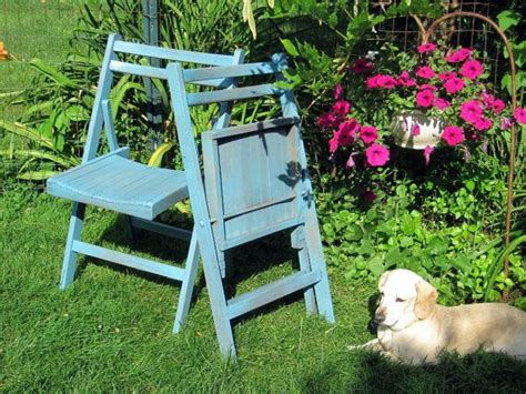 17 best images about furniture painted folded chair on
