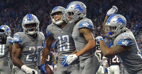 detroit lions playoff picture panthers dent chances