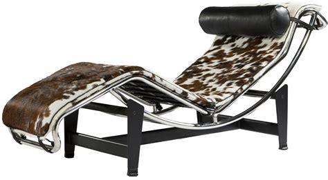 chaise longue le corbusier vache le corbusier style chaise longue style swiveluk