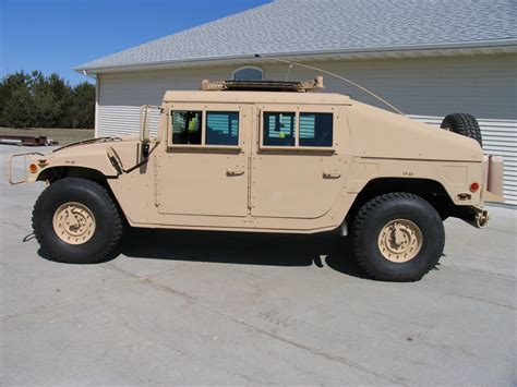 humvee side view used h1 custom h1 humvee hmmwv builds accessories