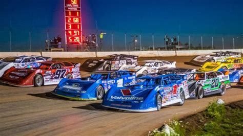 World of Outlaws Late Models Release 2021 Schedule ...