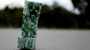 Real Life Minecraft Creeper - YouTube