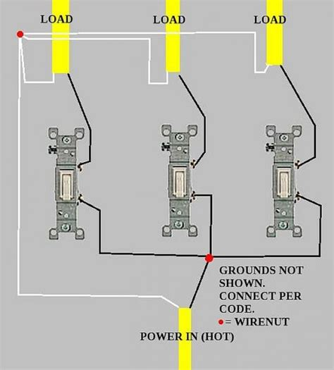 hooking up a light switch pin by annette high on electrical diagrams and