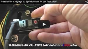 Calibreur De Vitesse - Speedohealer V4 - Yamaha 1