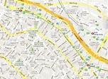 Google Map帶你遊香港