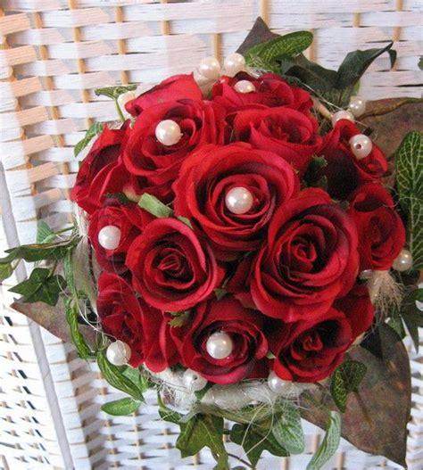 brautstrauss hochzeit rosen standesamt brautstrauss von