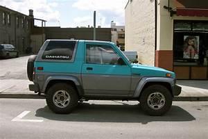 Daihatsu Rocky 2 8 1995