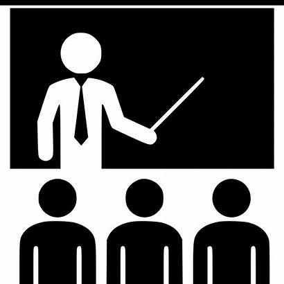 Icon Teaching Class Teach Teacher Classroom Classes
