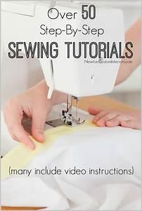Sewing Tutorials - Newton Custom Interiors