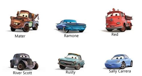 cars characters cars 3 characters www pixshark com images galleries