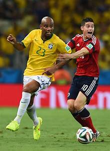 James Rodriguez Photos Photos - Brazil v Colombia: Quarter ...