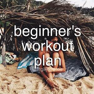 Plan To A Healthy Lifestyle - Beginners Workout Plan
