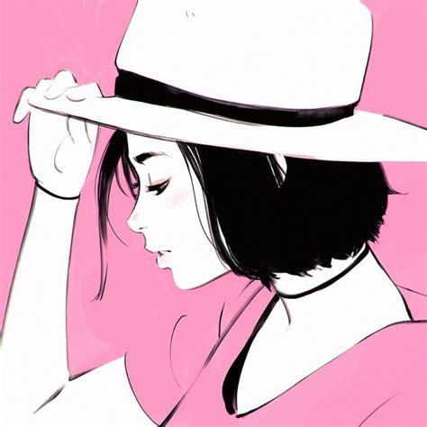 Anime Picture Original Ilya Kuvshinov Single Blush Short