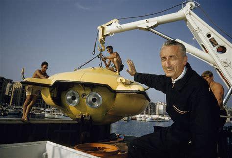 The Dive Shack Tides Undersea World Jacques Cousteau