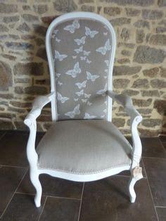 tissu pour recouvrir fauteuil voltaire recherche chaises et fauteuils