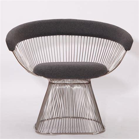warren platner chair platner armchair knoll reproduction