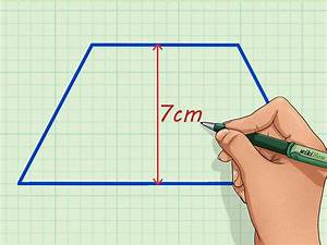 How To Calculate The Area Of A Trapezoid  8 Steps