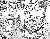 Coloring Pages Hawaii Hawaiian Luau Friends Patrick Turtle Aloha Themed Sponge Bob Sea Drawing Holiday Printable Flag Getcolorings Getdrawings Colorings sketch template